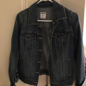 Women's Small Old Navy denim jacket